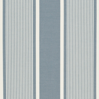 Boaters Bay Stripe – Chambray