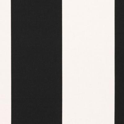 Stubbs Club Stripe - Ivory/Black