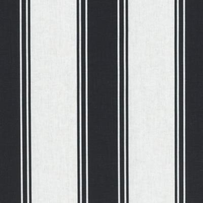 Harrington Stripe - Trotter Black