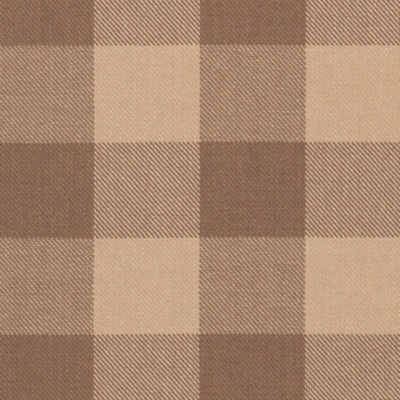 Brookby Linen Check - Oat
