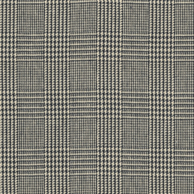 Hughes Glen Plaid - Graphite