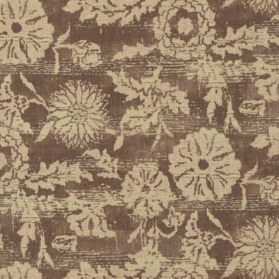 Sonoran Linen Floral - Saddle