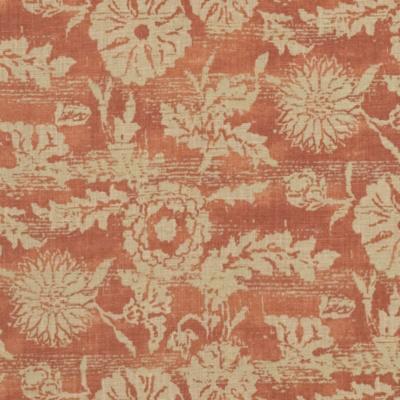 Sonoran Linen Floral - Adobe