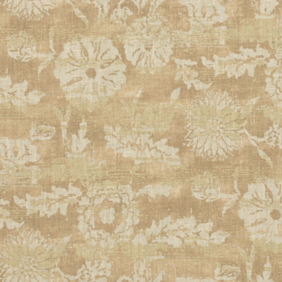 Sonoran Linen Floral - Buckskin