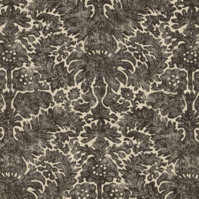 Antibes Batik - Charcoal