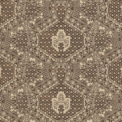 Avignon Batik - Sepia