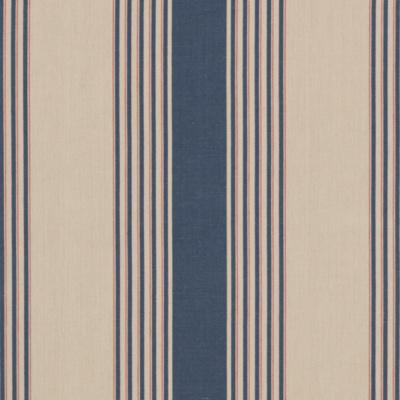 Silver Lake Stripe - Navy