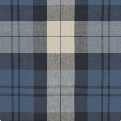 Summer Cottage Plaid - Indigo