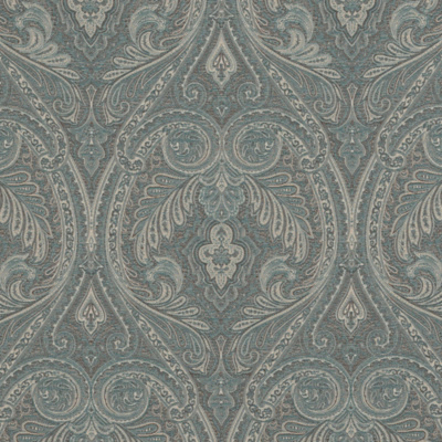 Dorchester Paisley - Teal