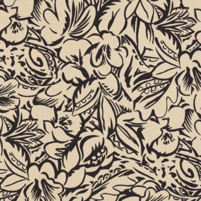Daintree Floral - Ebony