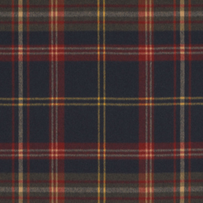 Wightwick Plaid - Navy/Prep