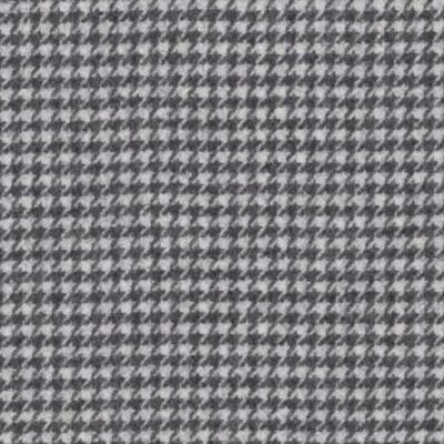 Warrendale Houndstooth - Grey Flannel