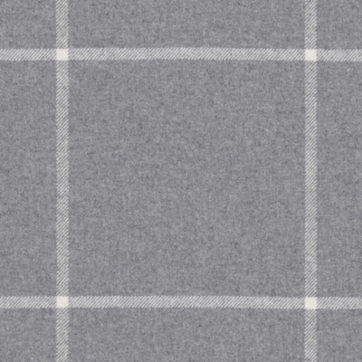 Westcliff Tattersal - Grey Flannel