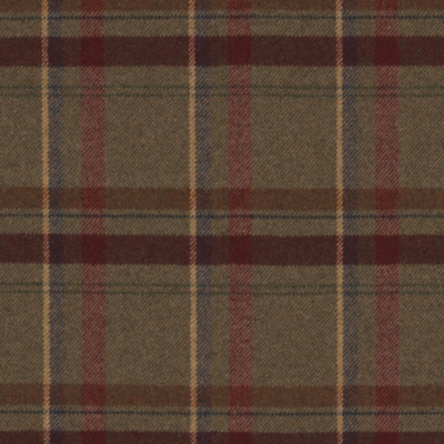 Heathland Plaid - Juniper