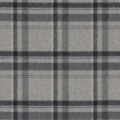 Heathland Plaid - Smoke