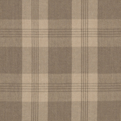 Mill Pond Check - Stone/Linen