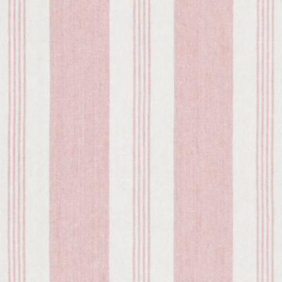 Mill Pond Stripe - Petal/White