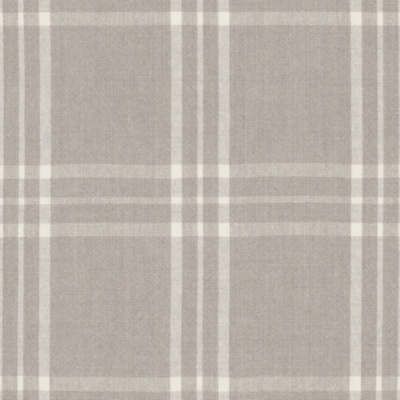 Cross Wind Plaid - Oyster/Cream