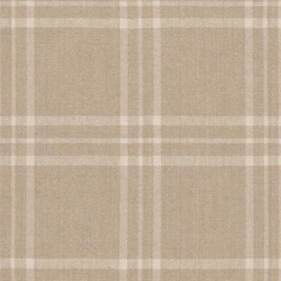 Cross Wind Plaid - Cream/Linen