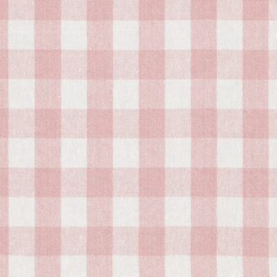 Old Forge Gingham - Petal/White
