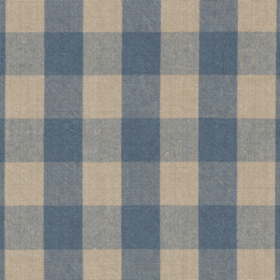 Old Forge Gingham - Chambray/Linen