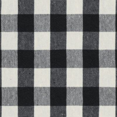 Old Forge Gingham - Black/Cream