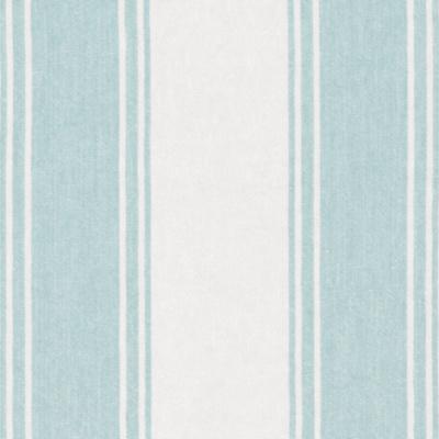 Danvers Stripe - Pool/White