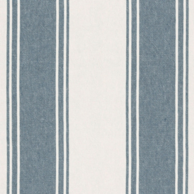 Danvers Stripe - Chambray/Cream