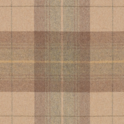 Barnfield Plaid - Fawn