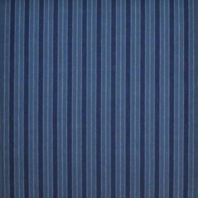 East Indies Stripe - Indigo