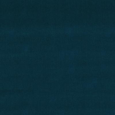 Moleskin Velvet - Prussian Blue