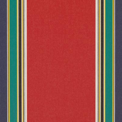 Windandsea Stripe - Red Tartan