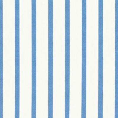 Cricket Club Stripe - Sky