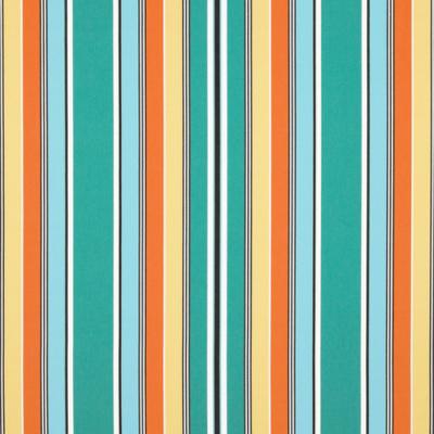 Shell Beach Stripe - Turquoise