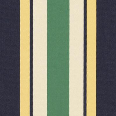 Dock Landing Stripe - Harbor Green