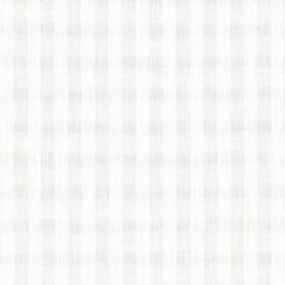 Rosewell Sheer Check - Vellum