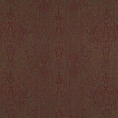Berkeley Wool Paisley - Aubergine
