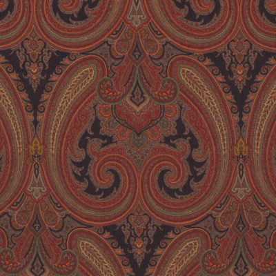 Galsworthy Paisley - Ember