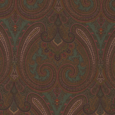 Galsworthy Paisley - Cypress