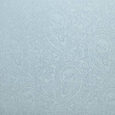 Florence Linen Damask - Mist