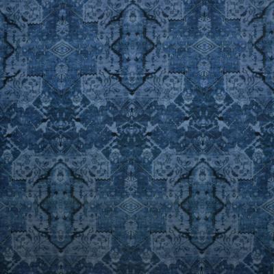 Anglesey Velvet - Cerulean Blue