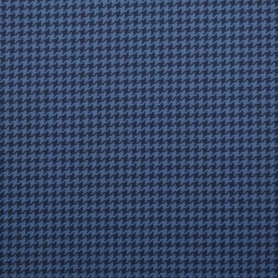 Sullivan Houndstooth - Blue