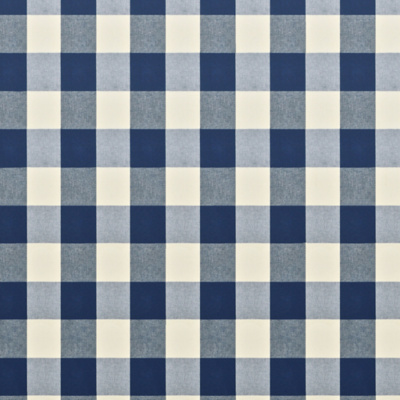 Sturbridge Gingham - Marine Blue