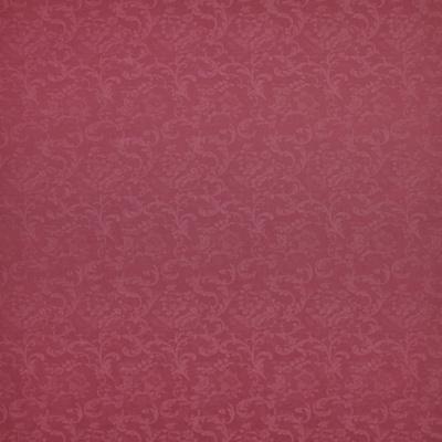 Les Baux Damask - Vintage Red