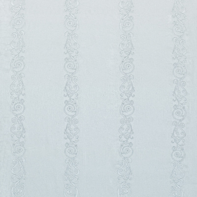 Pirou Embroidery – Silver Sage