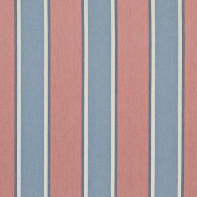 Sagaponeck Stripe - Sunbaked Red