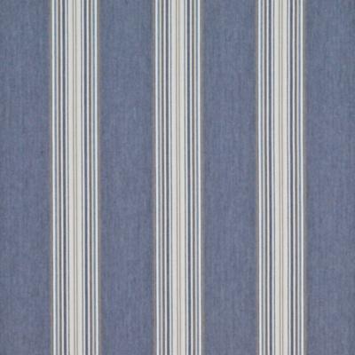 Hook Pond Stripe - Denim