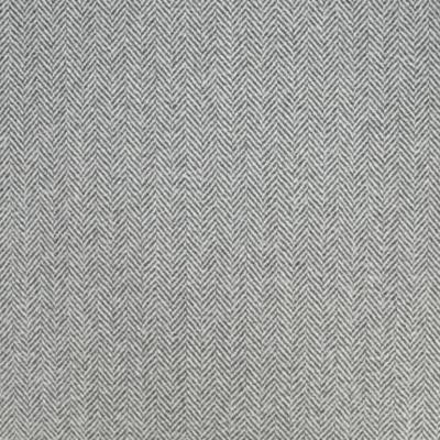 Geffrye Herringbone - Flannel Grey