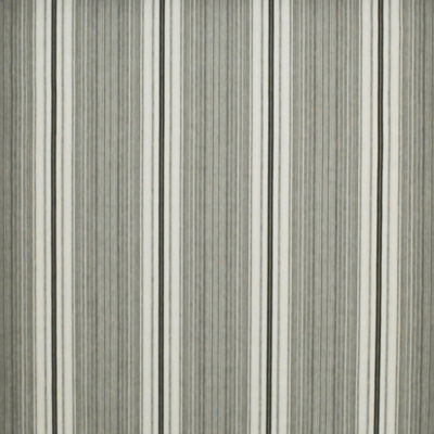 Pimlico Dhurrie Stripe - Black Sand