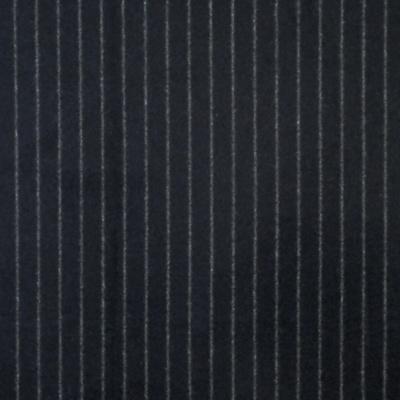 Niven Chalk Stripe - Black